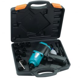(1/2 in. )TY-53602K Pneumatic Impact Wrench Kit (13-piece)