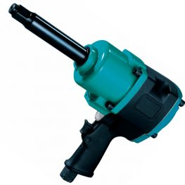 TY50760L Air Impact Wrench 6 in. extended drive anvil,1,180 ft.lbs bolt breakaway torque