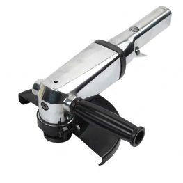Pneumatic 7 In. Angle Grinder