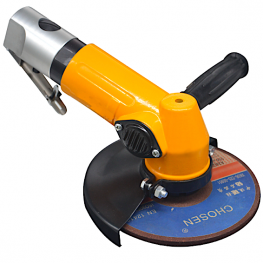 Industrial Maintenance and Production applications angle wheel grinder