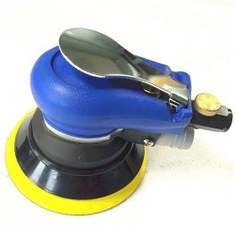 6 In. Self-Vacuuming Orbital Palm Air Sander