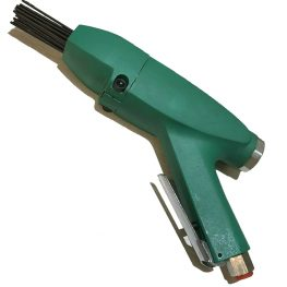 Air Powered Rust Removal chipping tool. air needle Scaling machine