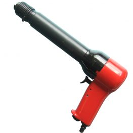 9X Air Rivet Gun, teasing throttle ,Precision machined hardened and ground valve