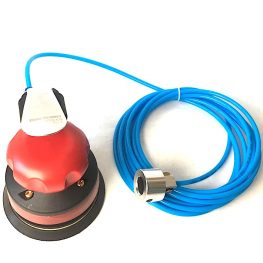 lightweight finishing sander with water output