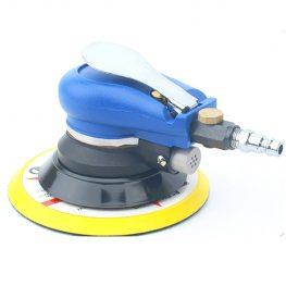 "6 Inches Air Sander Pneumatic Polishing Machine 6"" Air Polisher Grinder Tool"