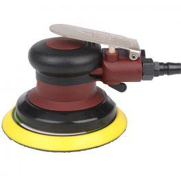 Heavy Duty wood work carbody Non-Vacuuming Orbital Palm Air Sander 5 In. Hookit Pad