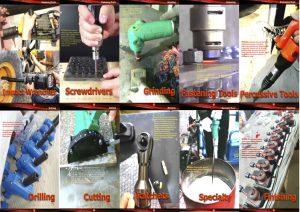 Pneumatic Tools Brochure